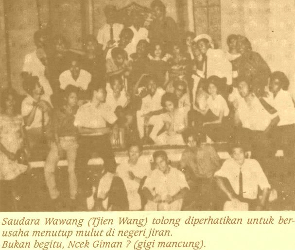 Malam Perkenalan : Saturday : 21. August 1965